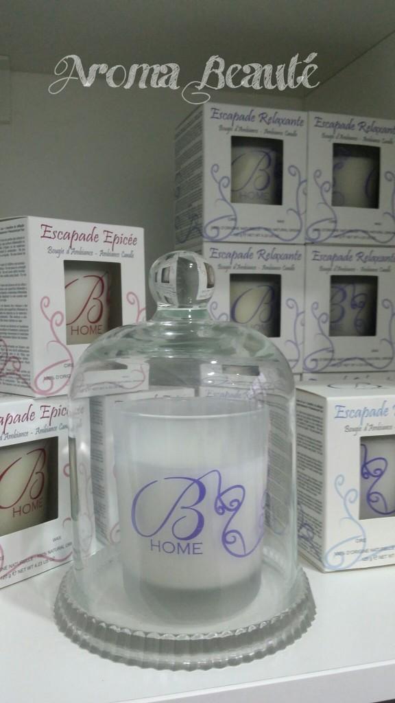 """Les produits """"Maison"""" d'Aroma Beauté"""