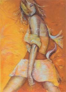 """""""Samba"""" : Tableau de Carole Alexandre"""