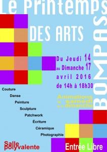 Exposition de peinture à Bompas