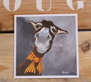 """Photo de la Carte Postale """"Axùrit d'en Pampis"""""""