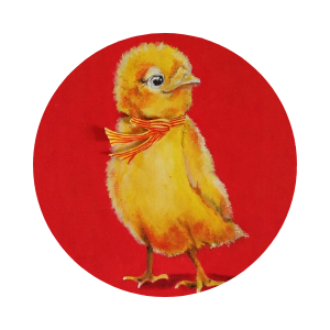 Logo de l'entreprise Rouge Poussin