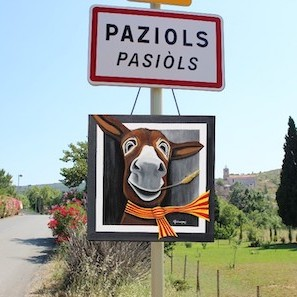 Paziols : un petit coin de paradis pour mes âneries !