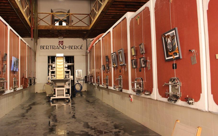 Exposition de peinture au domaine Bertrand-Bergé à Paziols